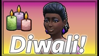 FREE Holiday Update (Diwali)! | The Sims 4: Game Update (October 2017)