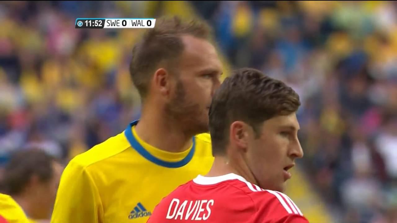 Schweden Wales