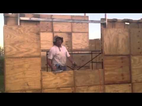Cabañas de Pallets 6 - YouTube