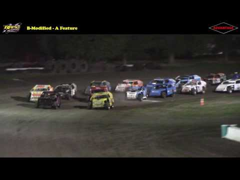 B-Modified Special -- 6/23/17 -- Rapid Speedway