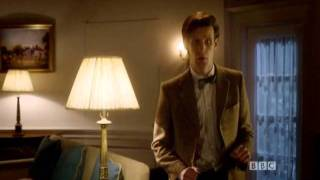 Doctor Who: Series Six, Part 1- Oval Office
