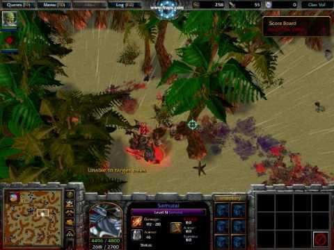Hero Arena Warcraft 3