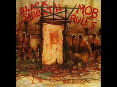 The Mob Rules (With Lyrics)