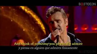 Morrissey - Let Me Kiss You (Sub Español + Lyrics)