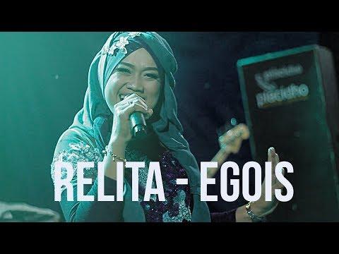EGOIS - LESTI D'A  ( Cover ) by RELITA & DWI RESTIANO