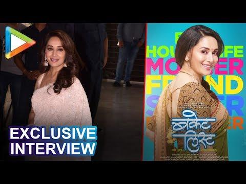 Madhuri Dixit opens up like never before | FULL INTERVIEW | Ranbir Kapoor | SRK | Bucket-List