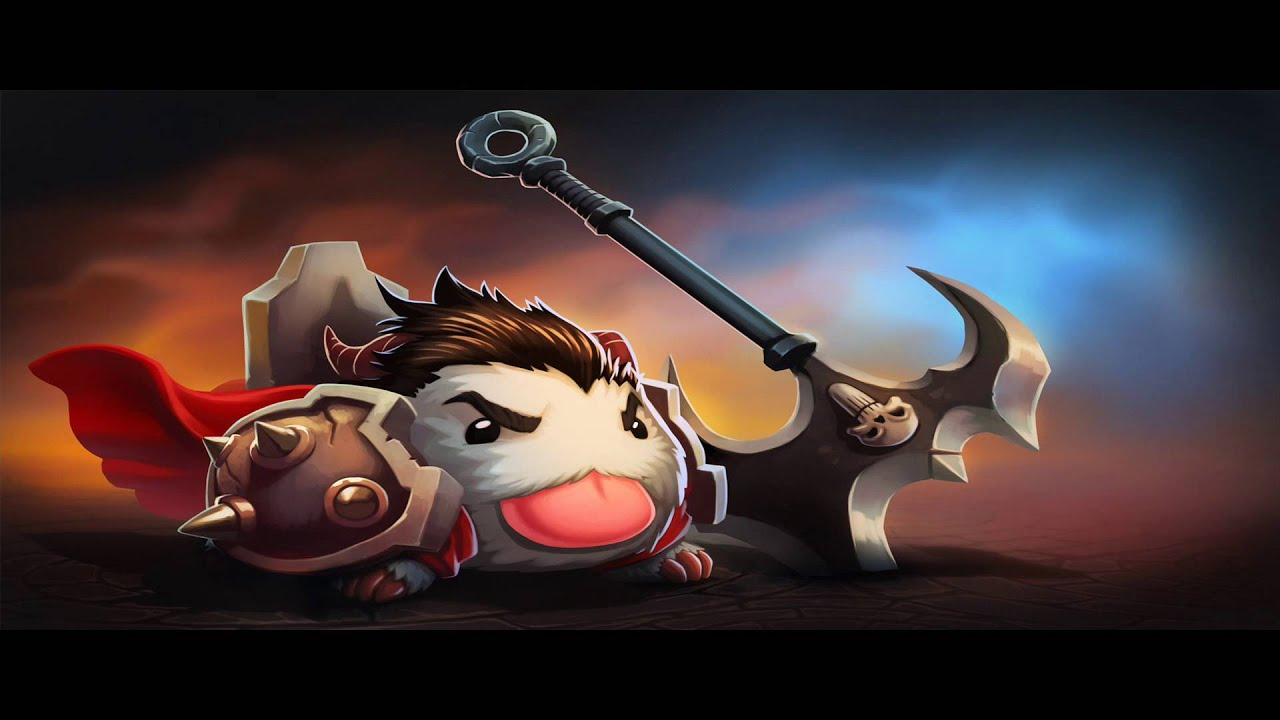 League Of Legends Top 15 Hd Wallpapers Poro Champions With
