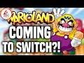 Could Wario Land Be Making a Return On Switch?!