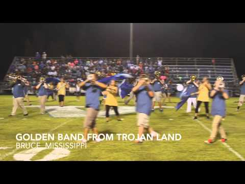 Golden Band from Trojan Land