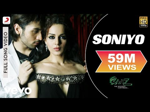 Soniyo Lyrics From Movie Raaz 2 (2009) | Bollywood Lyrics