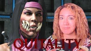 I Already Got A QUITALITY With Mileena! - Mortal Kombat X Mileena Online Ranked Matches
