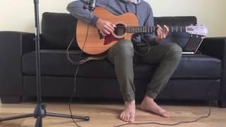 Interstellar Main Theme - Acoustic Guitar Cover