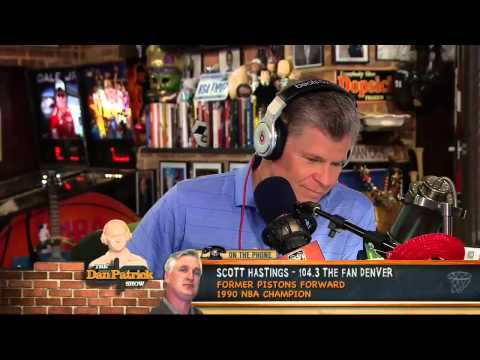 Scott Hastings on The Dan Patrick Show 5/1/13