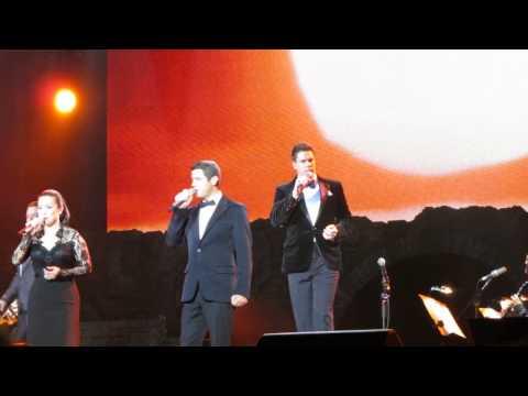 Il Divo & Lea Salonga - Can You Feel The Love Tonight @ Amsterdam
