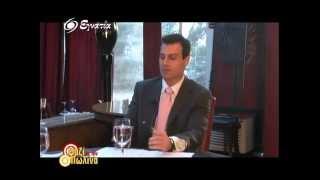 Δρ Παπανικολάου - Τρίτη Συνέντευξη στο TV Εγνατία