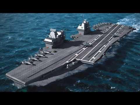 INS Vishal: Should Indian Navy stop chasing White Elephant?