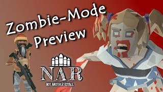 Play the Demo NOW! | Zombie - Mode | NAR - Not Another Royale | Gameplay of the Zombie - Mode