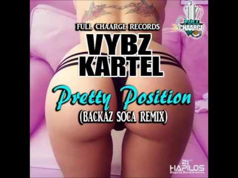 Vybz Kartel - Pretty Position (Backaz Soca Remix) [PREVIEW] (Jan 2017)