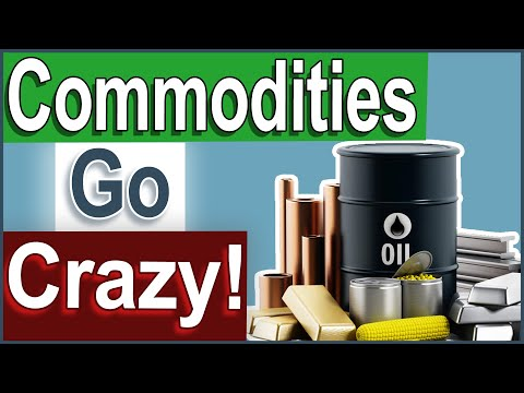 Commodity Prices Going Crazy - Where to Invest NOW?