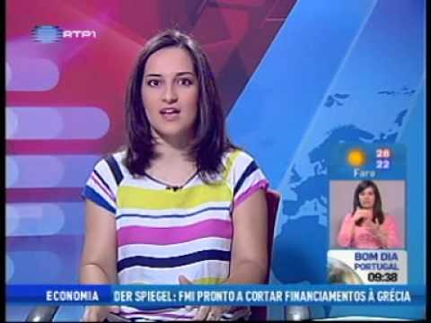 Biocoloration no 'Bom Dia Portugal' (RTP)