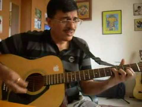 Chinna Chinna Aasai ARR Guitar Chords Tamil Song Lesson by Suresh