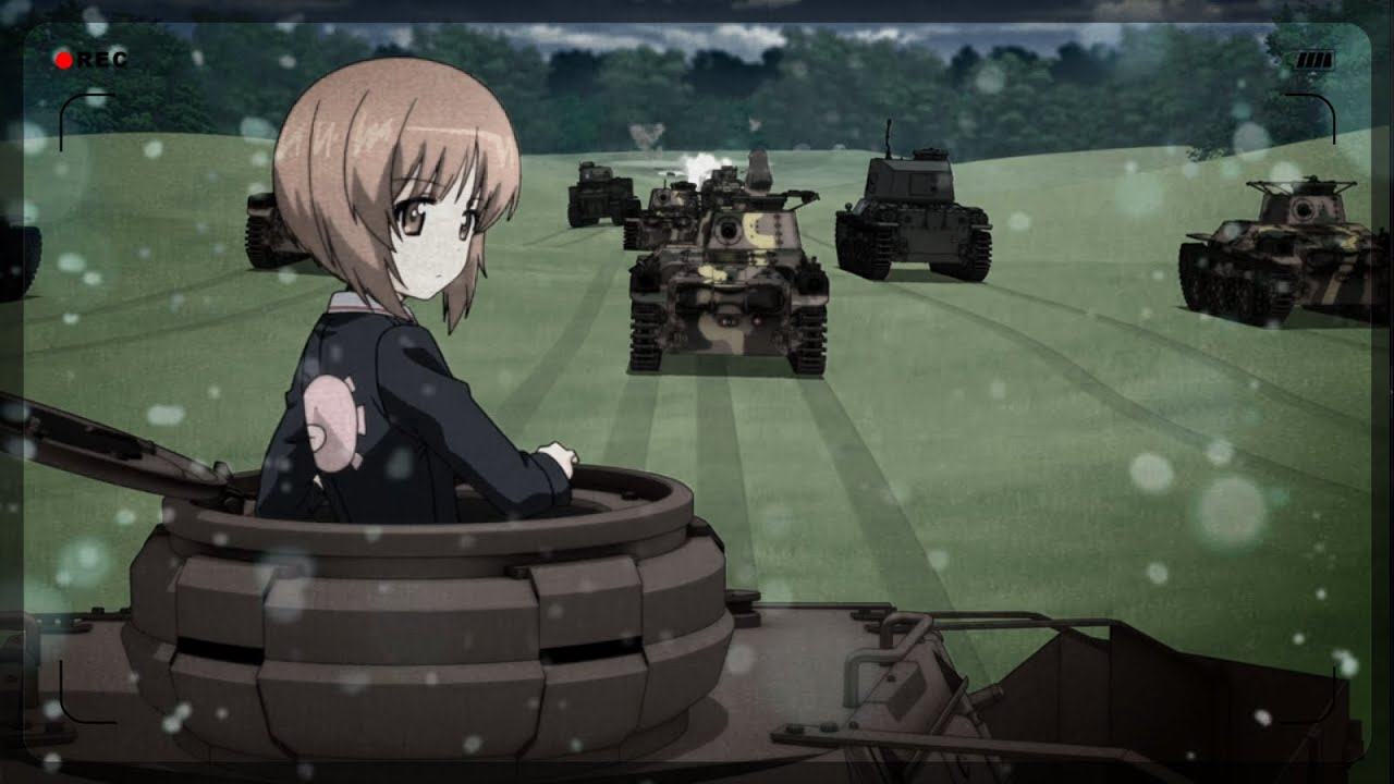 [Girl Und Panzer Movie ] Rock/Dubstep AMV Test Episode 1