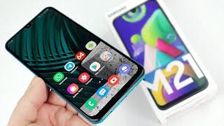 Samsung Galaxy M21: честный обзор!