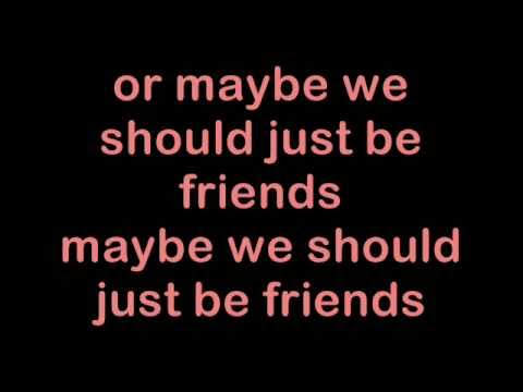 Just Friends  - Shane Harper
