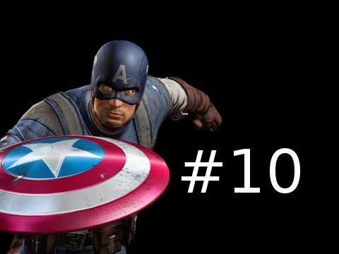 Captain America Gespielt Von
