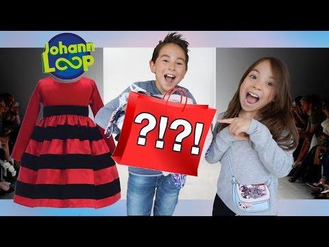 Meine Schwester neues Outfit kaufen 😱 Try on Shopping Haul | Johann Loop