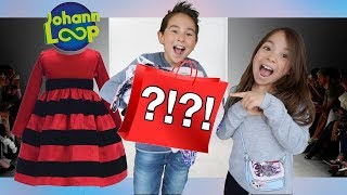 Meine Schwester neues Outfit kaufen 😱 Try on Shopping Haul | Johann Loop