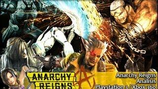 Anarchy Reigns [Análisis]