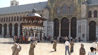 Ummayad mosque - Damascus