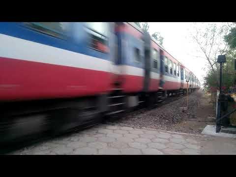 MOKALSAR Railway Track Demu Train