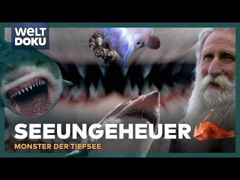 SEEUNGEHEUER - Monster der Tiefe | HD Doku