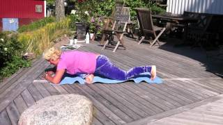 Lena Kristinas yoga