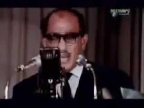 خطاب السادات الممنوع من العرض طوال فترة حكم مبارك
