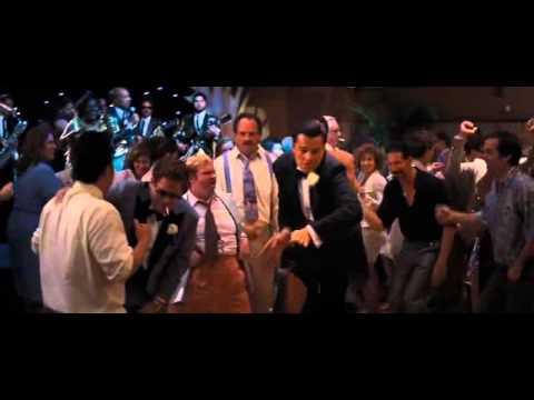 Leonardo Dicaprio dance - Wolf of Wall Street