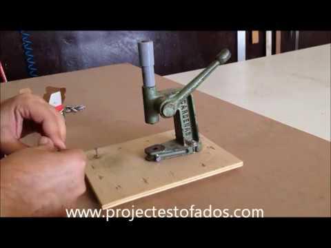 tutorial1 como fazer capitone iniciante  Step  1