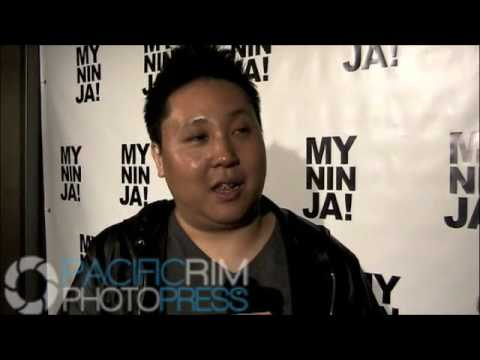 Music Producer  Peter Hong Celebrates His Bday and Clothing Line Launch MY NINJA