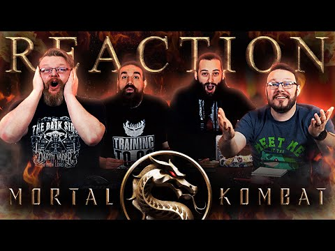 Mortal Kombat – Official Restricted REACTION!! - Blind Wave
