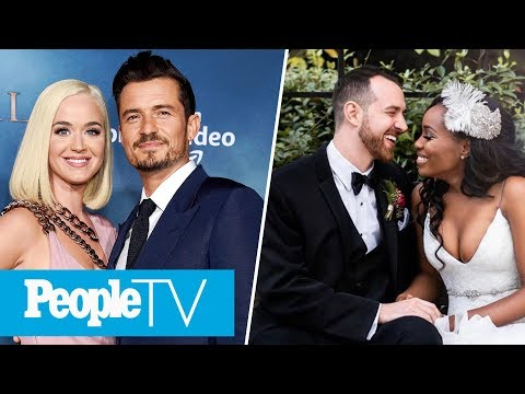 Katy Perry Pregnant With Orlando Bloom, 'Love Is Blind's' Cameron & Lauren Tell All | PeopleTV