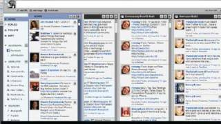How To Use Seesmic Twitter Desktop Client - Video Tutorial 1 of 3