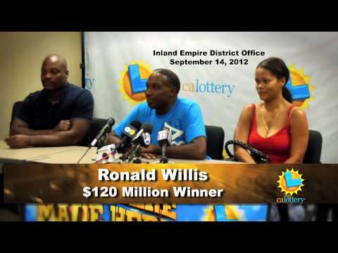 Another Winner:  Man Wins $120 Million on MEGA Millions!