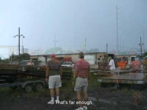 IFDS Final Dock Construction