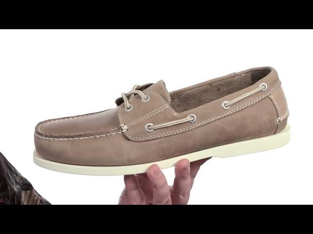 1ef63525631 Dockers Vargas Boat Shoe at Zappos.com