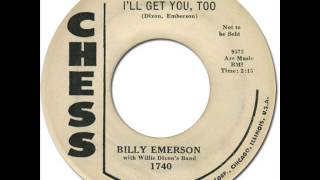 "BILLY ""THE KID"" EMERSON - I"