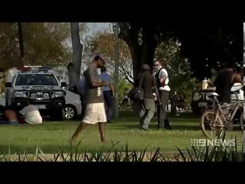 Broome Brawl   9 News Perth