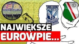 Największe kompromitacje polskich drużyn w europejskich pucharach
