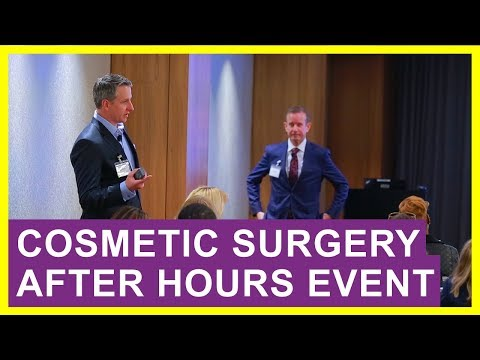 Northern Virginia Cosmetic Surgery After Hours Event | June 2018